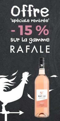 Promotion -15% gamme Rafale