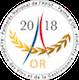 Académie des vins et de la gastronomie française or 2018