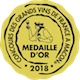 Grands vins de Macon or 2018