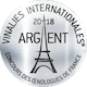 Les vinalies internationales argent 2018