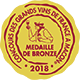 Grand vin Macon bronze 2018