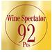 Wine spectator 92 pts