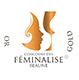 Médaille or Feminalise 2016